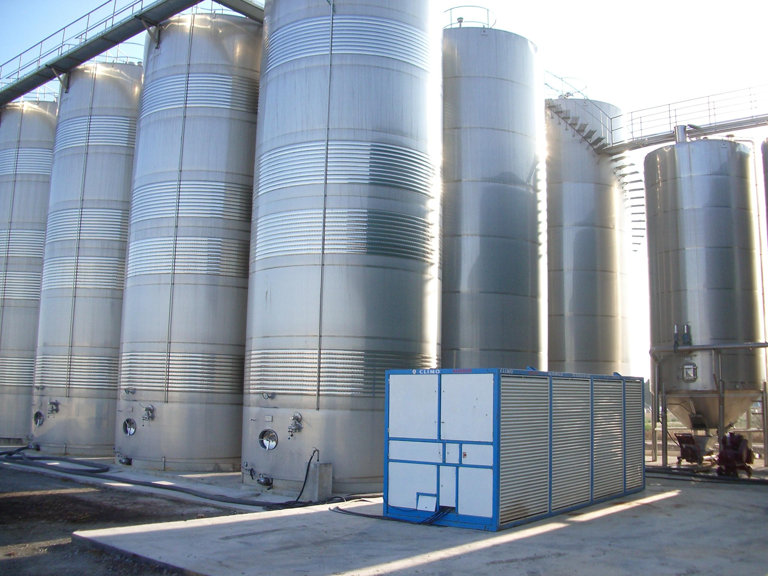 Especialitzades en calefacció, refrigeració i climatització de grans superfícies